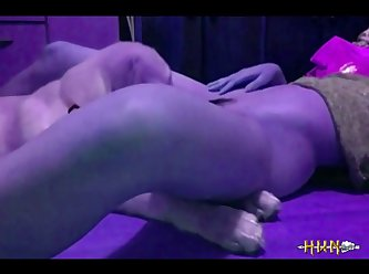 2092 Asian Licked Clean By Dog On Webcam (part 3)