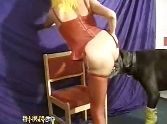 Blonde With Big Tits Get Fuck By A Teen Boy Zoo Sex Porn (part 7)