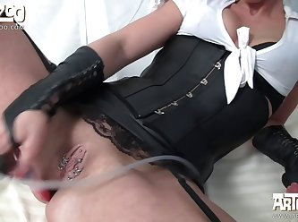 He Forced Her Head Down As Deep Because It Would Go Till She Was Gagging And Choking She Was Crying Once More.