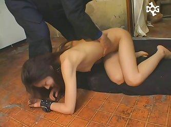 Incredible Slippery Nuru  Dog Sex Massage