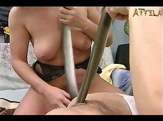 Eel Gangbang (part 7)